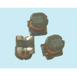 UNSHIELDED SMD POWER INDUCTORS (Неэкранированной SMD Электропитание Индукторы)
