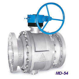Trunnion Mounted Ball Valves (ТРУННИОН конная Шаровые краны)