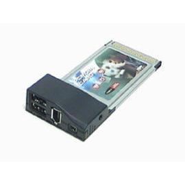 IEEE & USB 2.0 COMBO CARD BUS