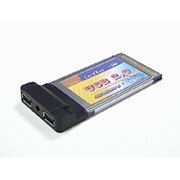 USB 2.0 2 Ports Card Bus (USB 2.0 2 Ports Card Bus)