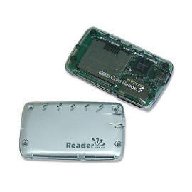 USB 2.0 12 IN 1 CARD READER (USB 2.0 12 in 1 CARD READER)