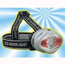 7+4LED Headlight+Magnetic