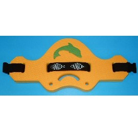 Aquatic floating belt