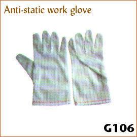 Anti-static work glove G106 (Антистатические перчатки работу G106)