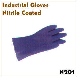 Nitrile Coated