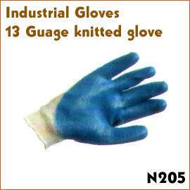 13 Guage knitted glove (13 Калибровочная трикотажные перчатки)