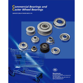 bearing, caster, wheel, roller, ball bearing