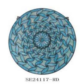 Tiffany Stained Glass Panel (Тиффани Витражи Группы)