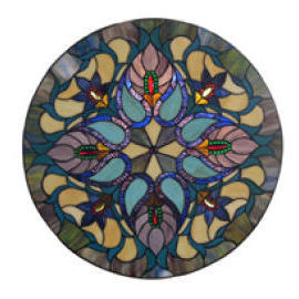 Tiffany Stained Glass Panels (Тиффани Витражи Панели)