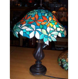 Tiffany Lamps (Лампа Тиффани)