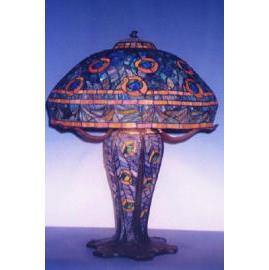 Tiffany Lamp (Лампа Тиффани)