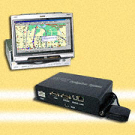 NMS 800ID/800IDR Luxurious Car Navigation Multimedia System with 7-Inch TFT LCD
