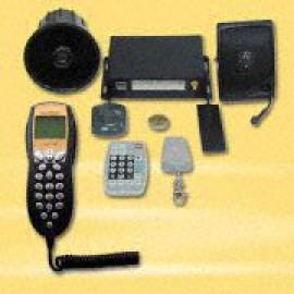 G-Guard Reliable Car Security System with 24 GPS Satellites, GSM Network and Con