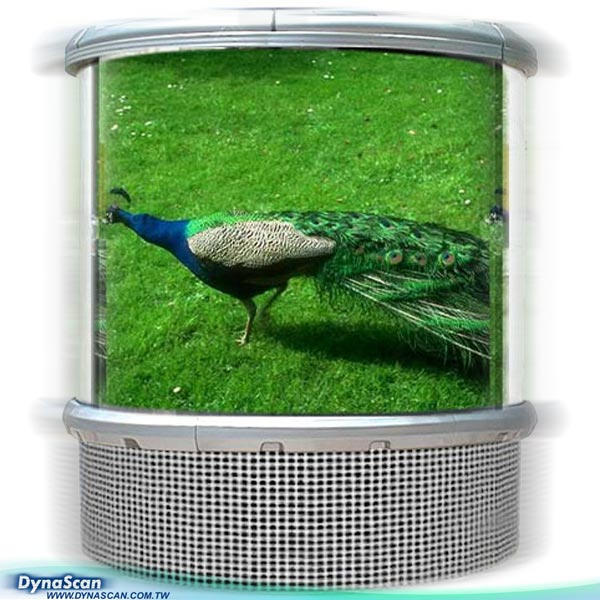 360 Degree LED Video Display<Outdoor series>