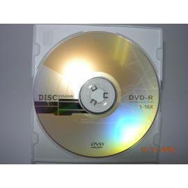16X A-Grade Blank DVD-R (16X-Grade Чистые диски DVD-R)