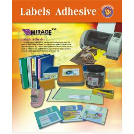 Labels sticker, Sticky Inkjet Series, Adhesive, Stickers