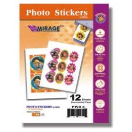 Photo Sticker, Stickers, Adhesive