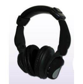 Active noise canceling headphone (Активное шумоподавление наушников)