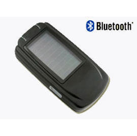 Solar Bluetooth GPS receiver