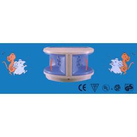 Dual Speaker Attack Wave Pestrepeller