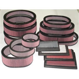 Air filter for care use