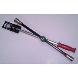 16 inch Foldable Lug Wrench