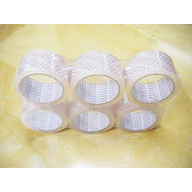 Super Clear Tape BOPP packing tapeOPP tape