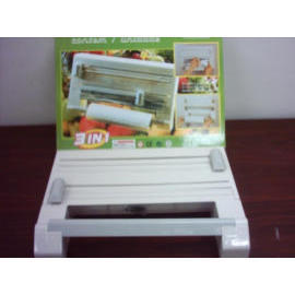 3 in 1 dispenser , 3 in 1 roll Houseware products , Rack, kitchenware