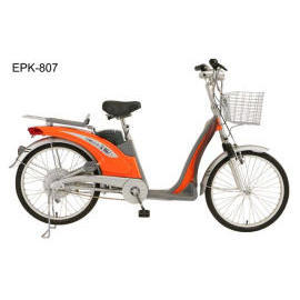 ELECTRIC ASSIST-POWERED BIKE