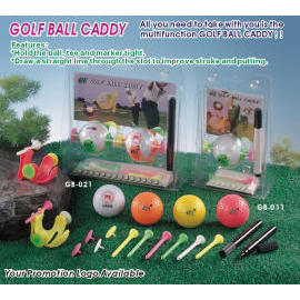 Golf Ball Caddy (Carrier)