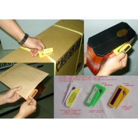 Letter Cutter / Letter Opener mit Schlüsselring (Letter Cutter / Letter Opener mit Schlüsselring)