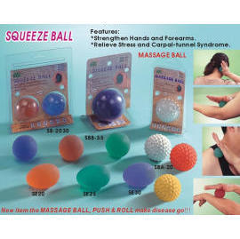 Squeeze Ball / Release Strength Ball / Massage Ball (Squeeze Ball / Release Strength Ball / Massage Ball)