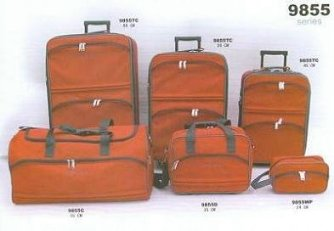 Trolley set, Trolley travel set, trolley, luggage, luggage set