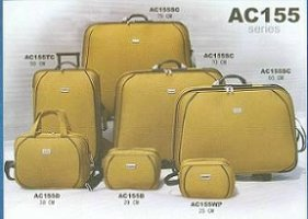 EVA Luggage Set, EVA travel set, Luggage set, Trolley set