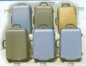 ABS Trolley, ABS Travel set, ABS trolley set, Trolley