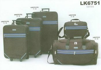 Trolley set, Travel trolley set, luggage, luggage set