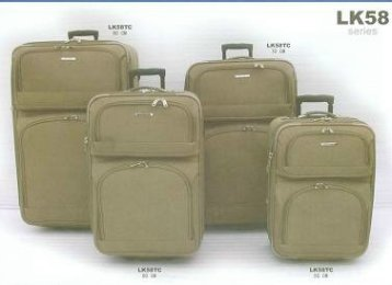 Luggage, trolley, trolley case, luggage case, travel trolley set