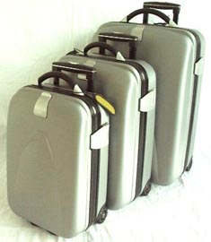 ABS Luggage, Luggage set, Trolley set, trolley
