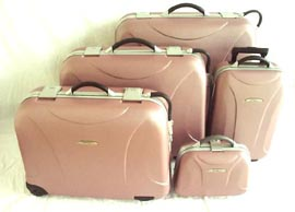 ABS Luggage set, luggage set, luggage, trolley