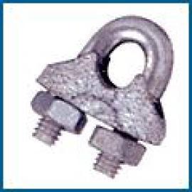 E/GALV WIRE ROPE CLIP DIN741 (E / GALV троса DIN741 CLIP)