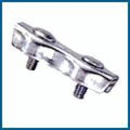 E/GALV DOUBLE WIRE ROPE CLIP (E / GALV DOUBLE троса CLIP)