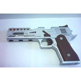 ELECTRONIC TOY GUN (Электронный игрушечный пистолет)