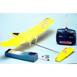 RADIO CONTROL AIRCRAFT (РАДИО самолета управления)