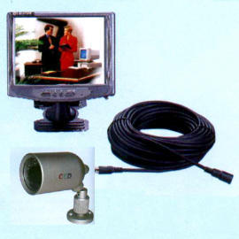 6.8`` LCD Car Rear Vision System
