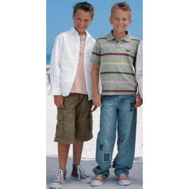 fashion apparel: boys` wear