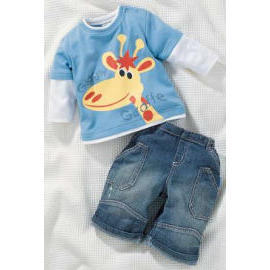 fashion apparel: infant wear (мода одежда: младенческая износ)
