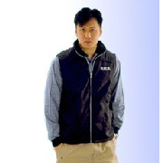 Men`s Vest for reversible