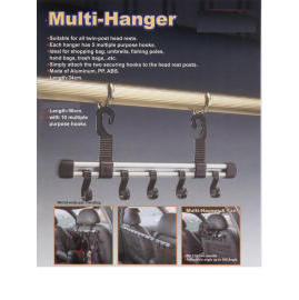 Car Seat Multi-Hanger