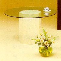 Marble Table Base (Мраморная настольная подставка)