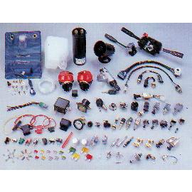 Electrical Parts and Accessories (Электрические детали и аксессуары)
